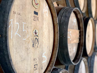 Barrel aged and bade by a master, the wines of Vinos Plata