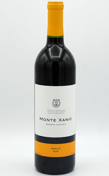 2018 Merlot  -  Monte Xanic