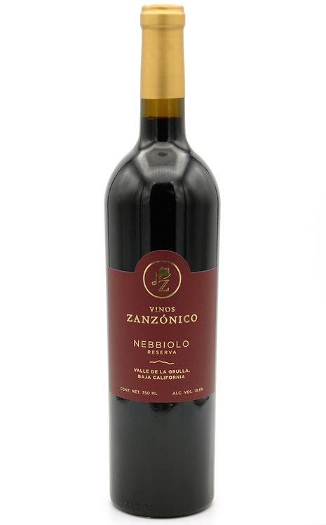 2018 Nebbiolo Reserva - Vinos Zanzonico