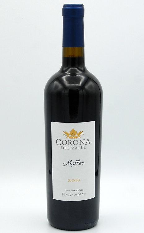 2016 Malbec  -  Corona del Valle