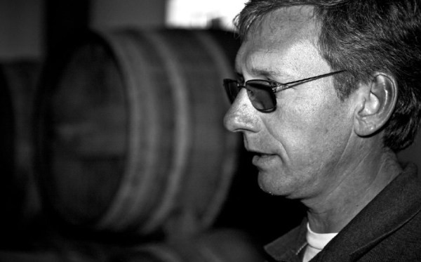Winemaker Cristoph Gartner of Vinisterra - A man of precision focus on letting the land speak through his wines.