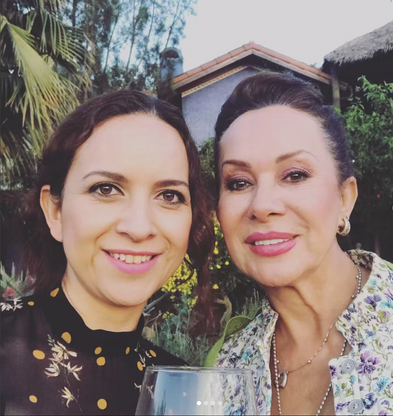 Veronica Santiago and mother.png