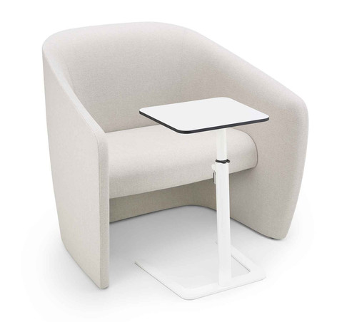 Mango Chair with Laptop Table
