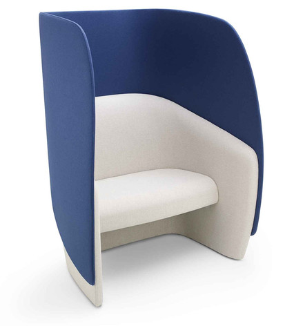 Mango Chair with High Back