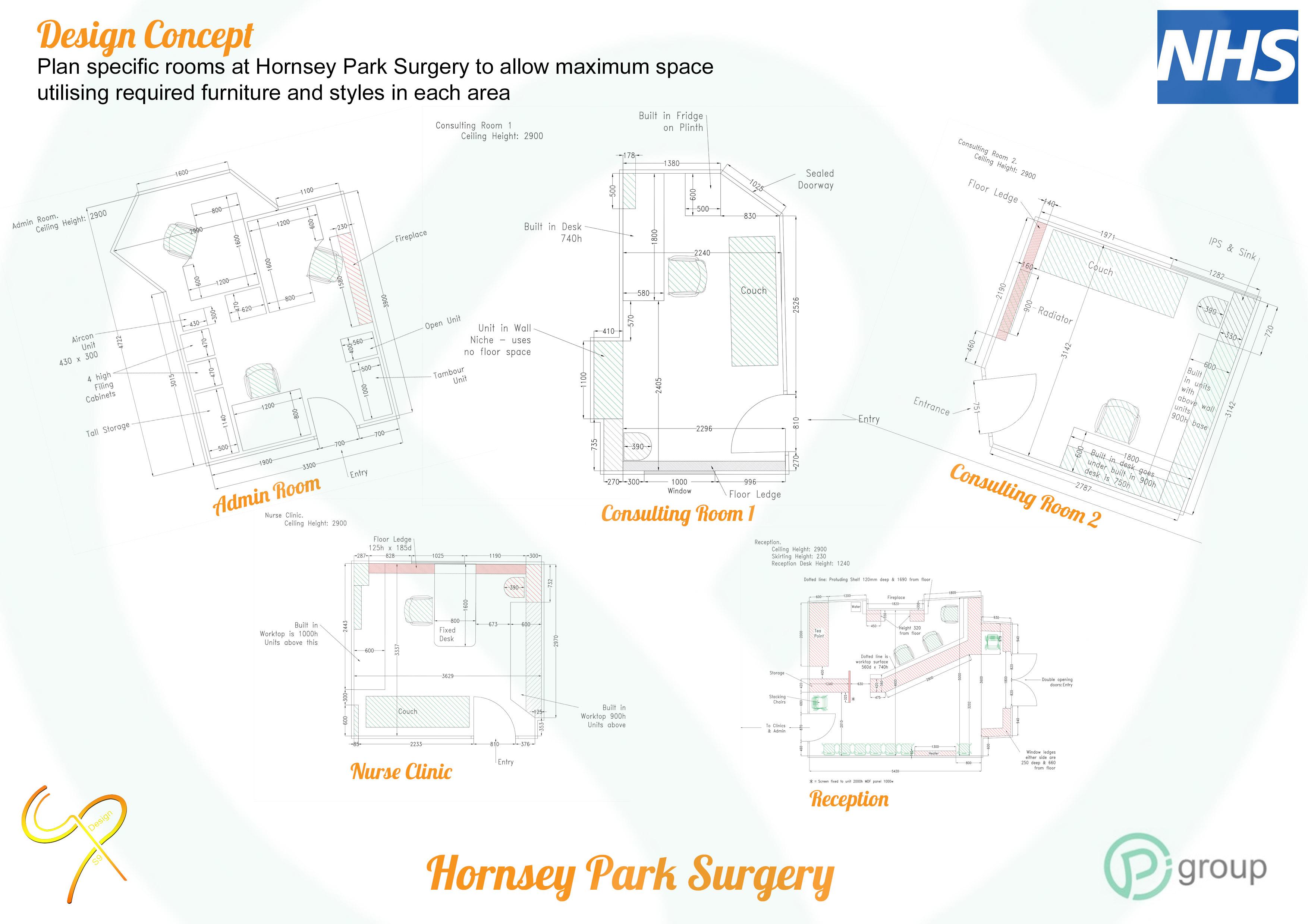 Pi Group - Hornsey Park Surgery