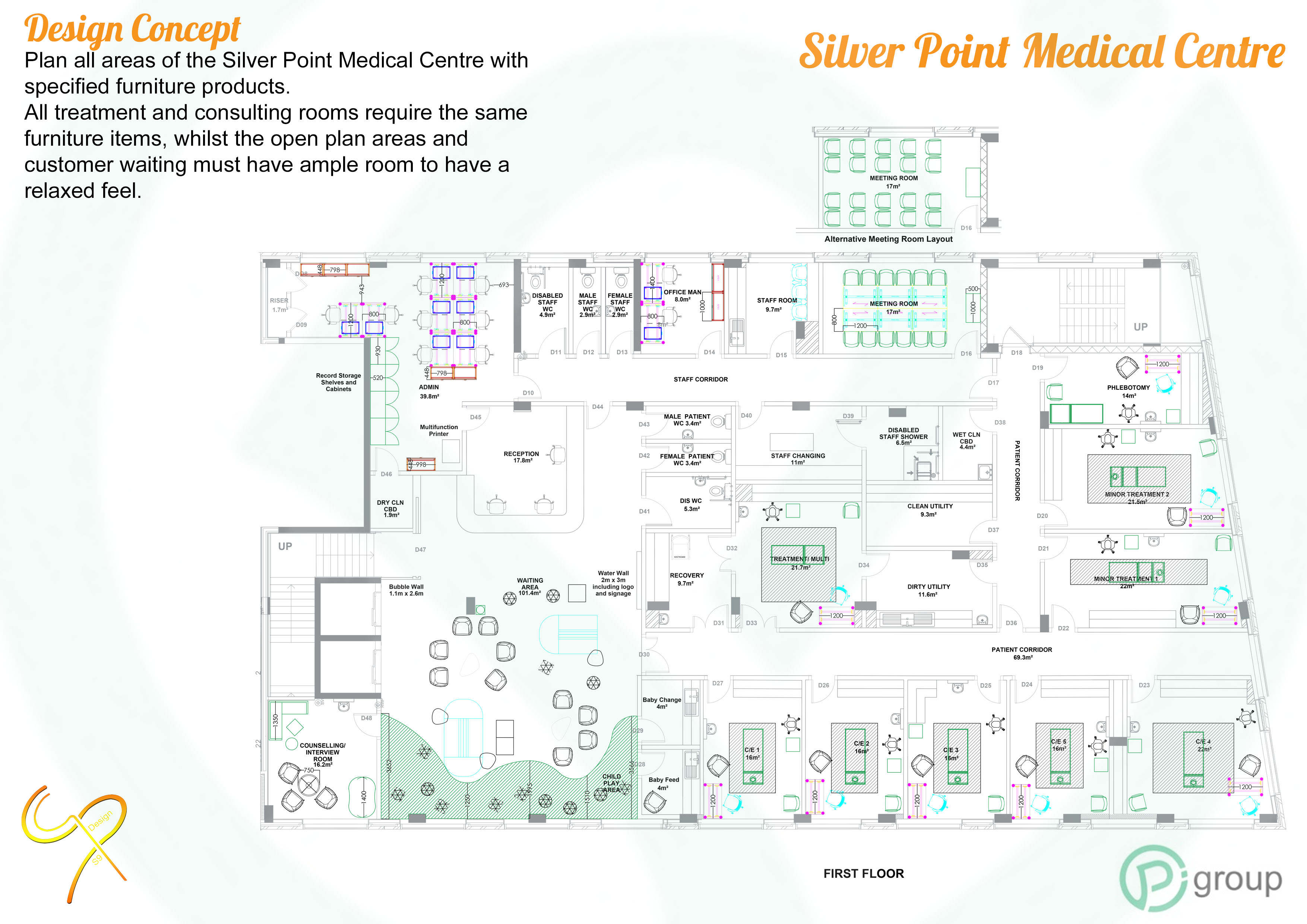 Pi Group - Silver Point Medical Centre