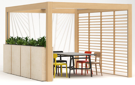 Rooms Meeting Booth