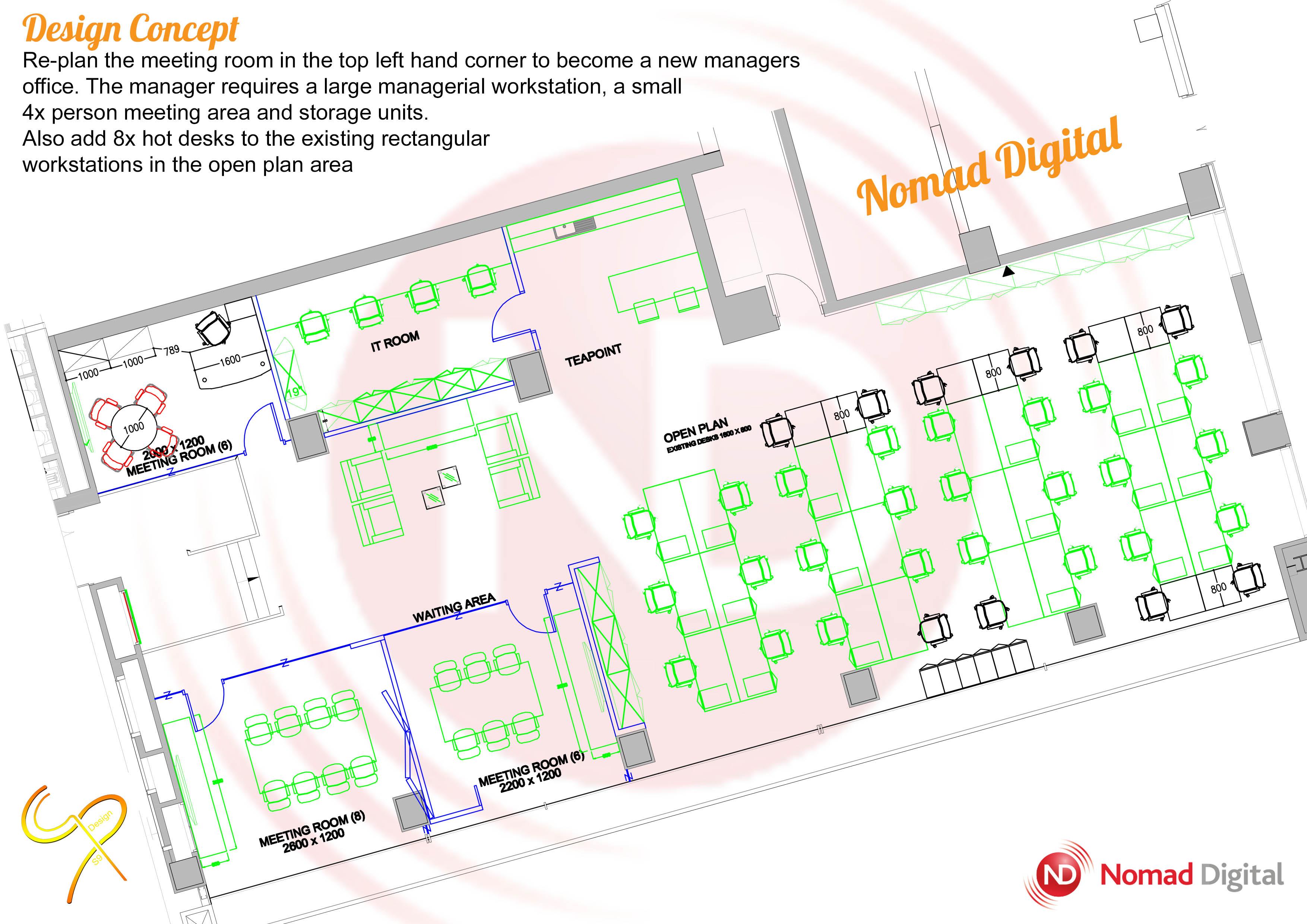 Nomad Digital - Ground Floor