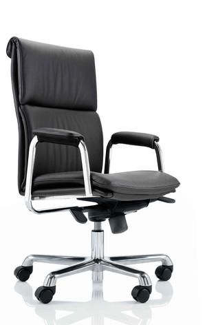 Delphi High Back Swivel Chair