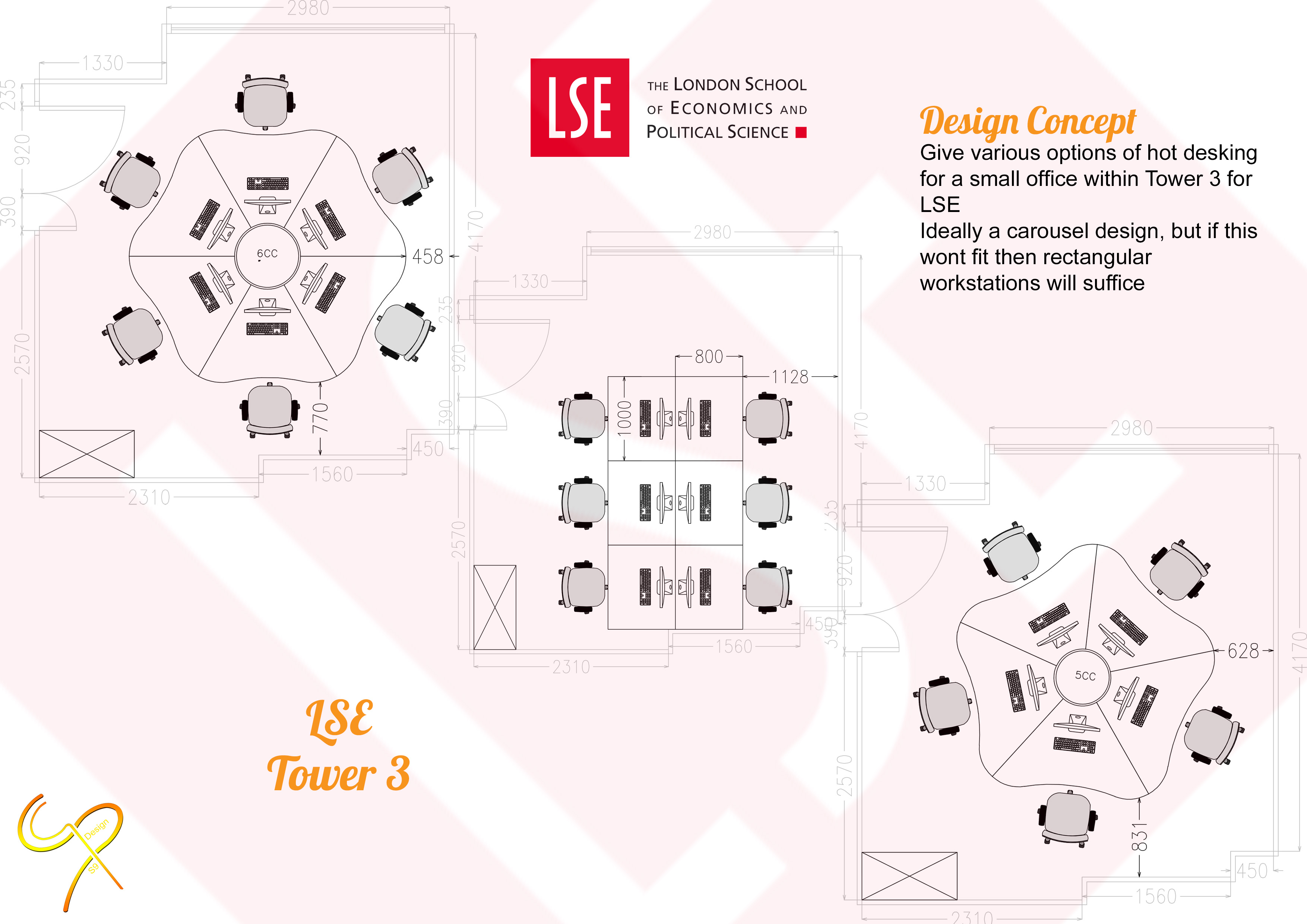 LSE - Tower 3