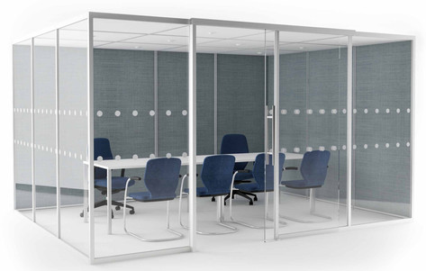 Qube Meeting Booth