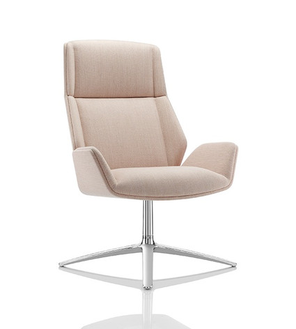 Kruze Lounge Chair - Fully Upholstered