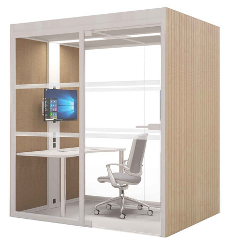 Aspect 1 Individual Working Booth