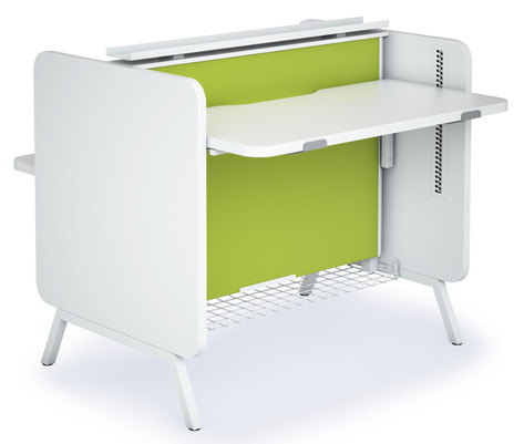 Stand Up Height Adjustable Desk