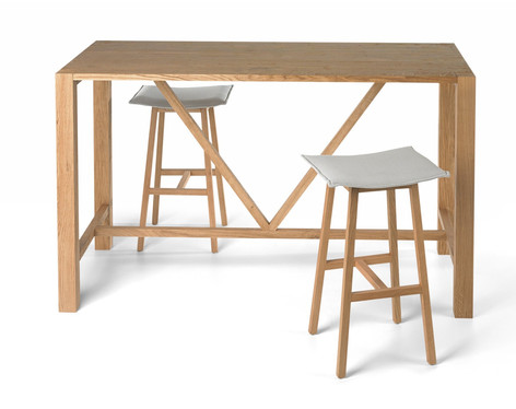 Hench Poseur Height Table