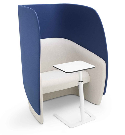 Mango Chair with High Back and Laptop Table