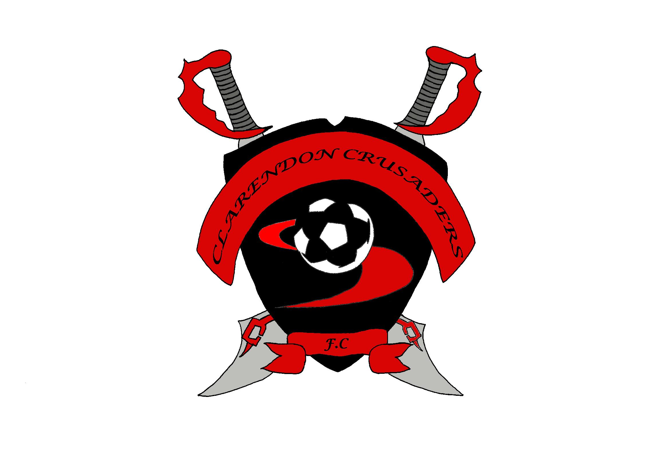 Clarendon Crusaders Logo