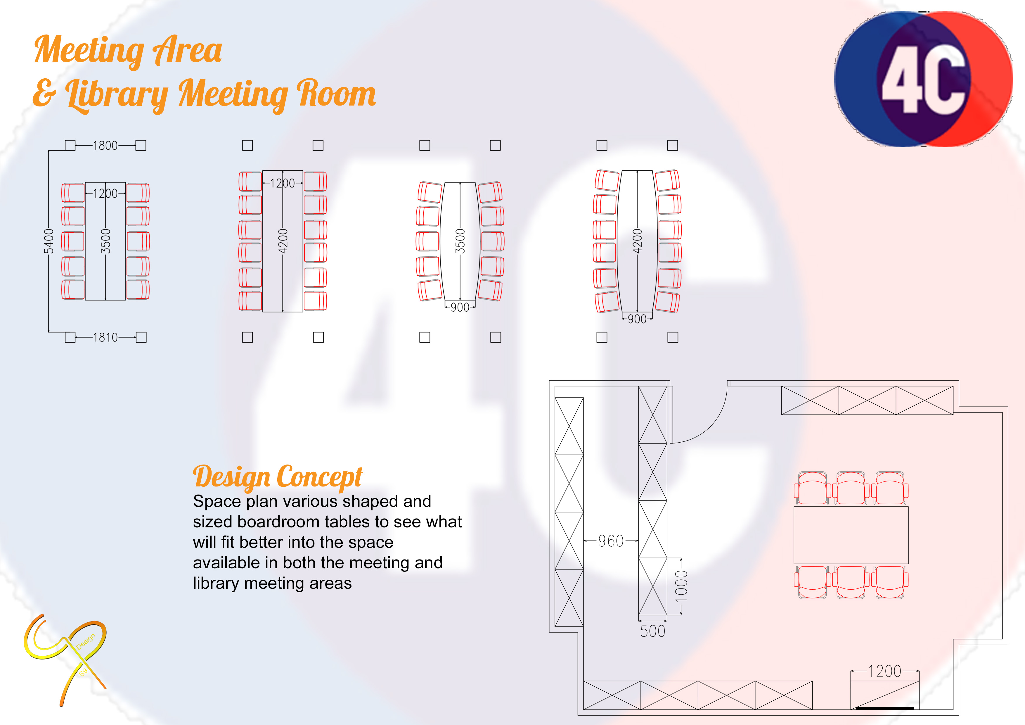 4C Group - Meeting Area