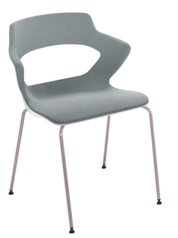 Nami Chair with Metal Legs