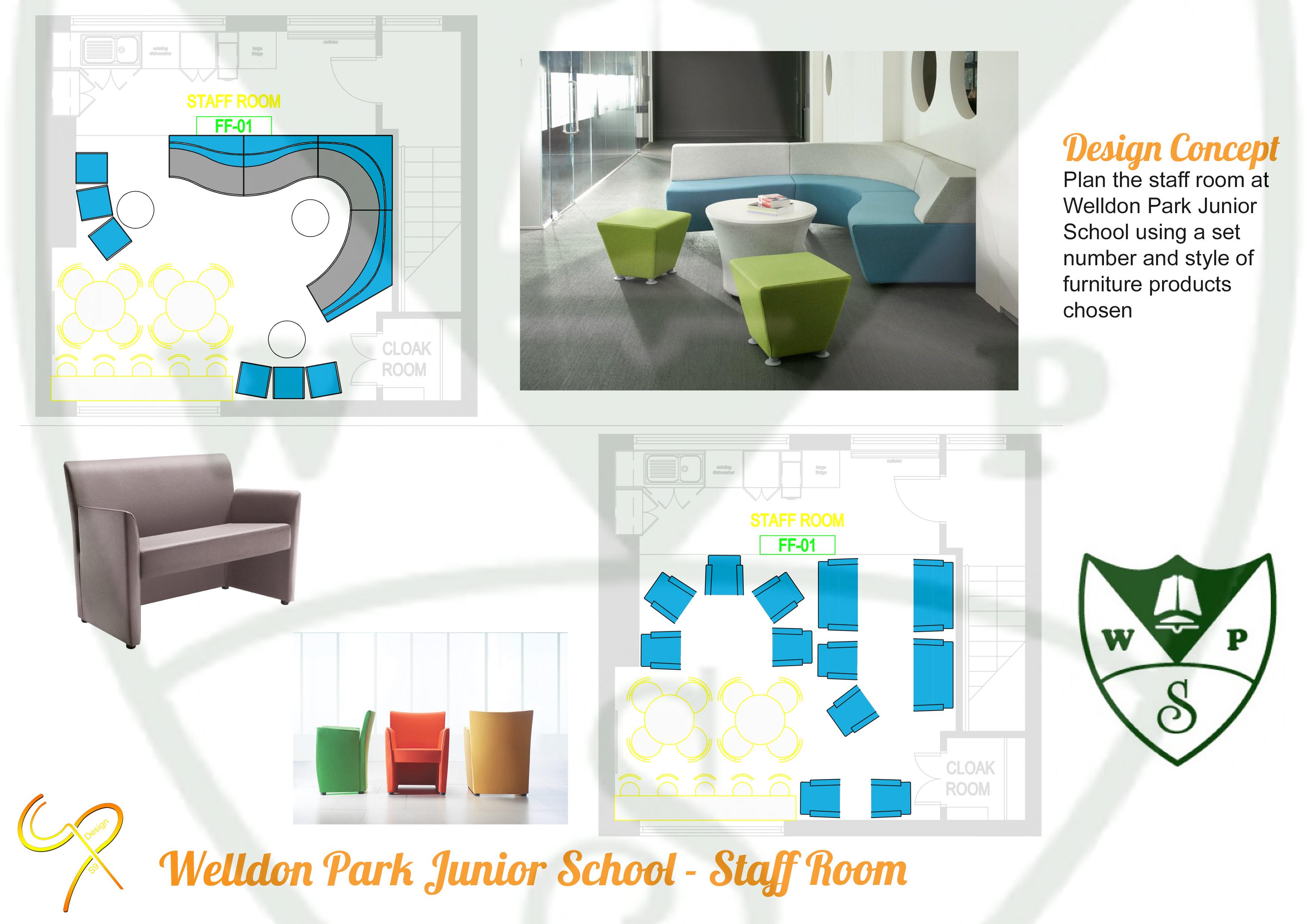 Welldon Park Junior School - Staff Room