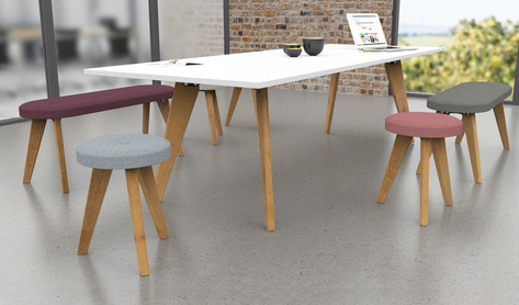 Plateau Dining Table