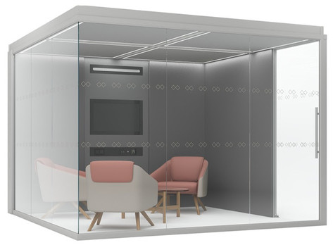 Infinity Meeting Booth