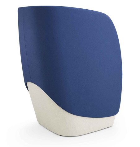 Mango Chair with High Back - Rear Detail