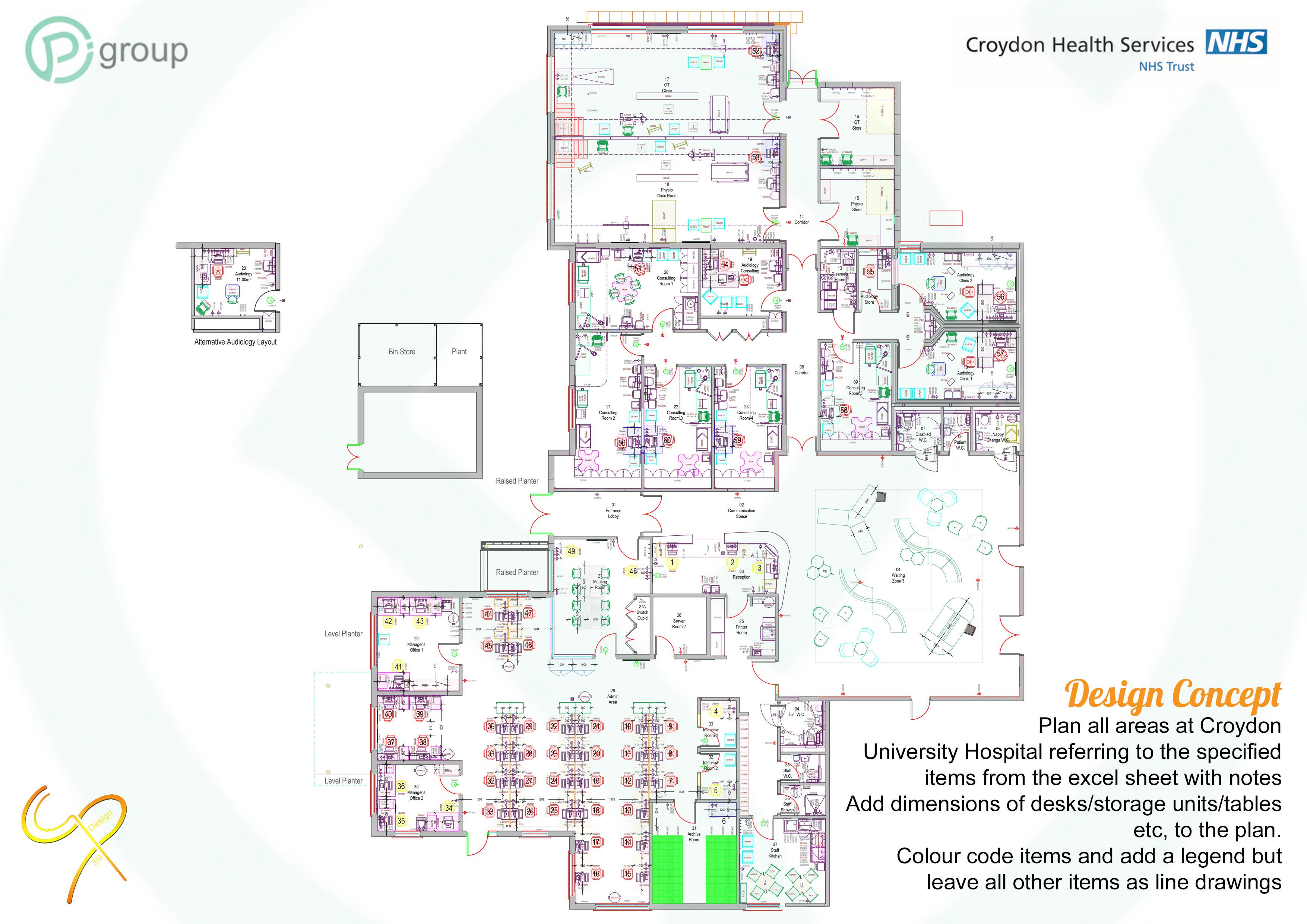 Pi Group - Croydon University Hospital