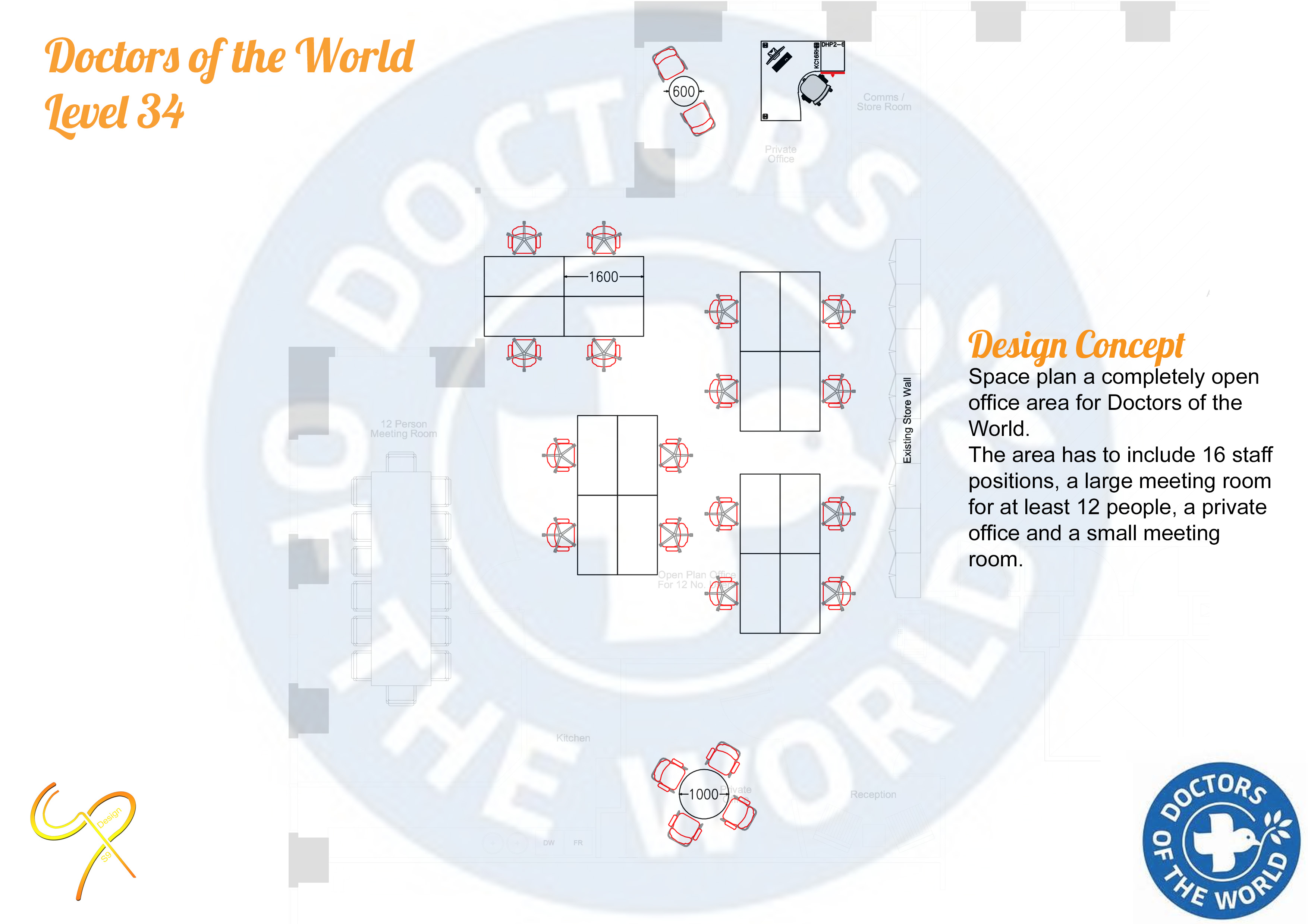Doctors of the World - Level 34