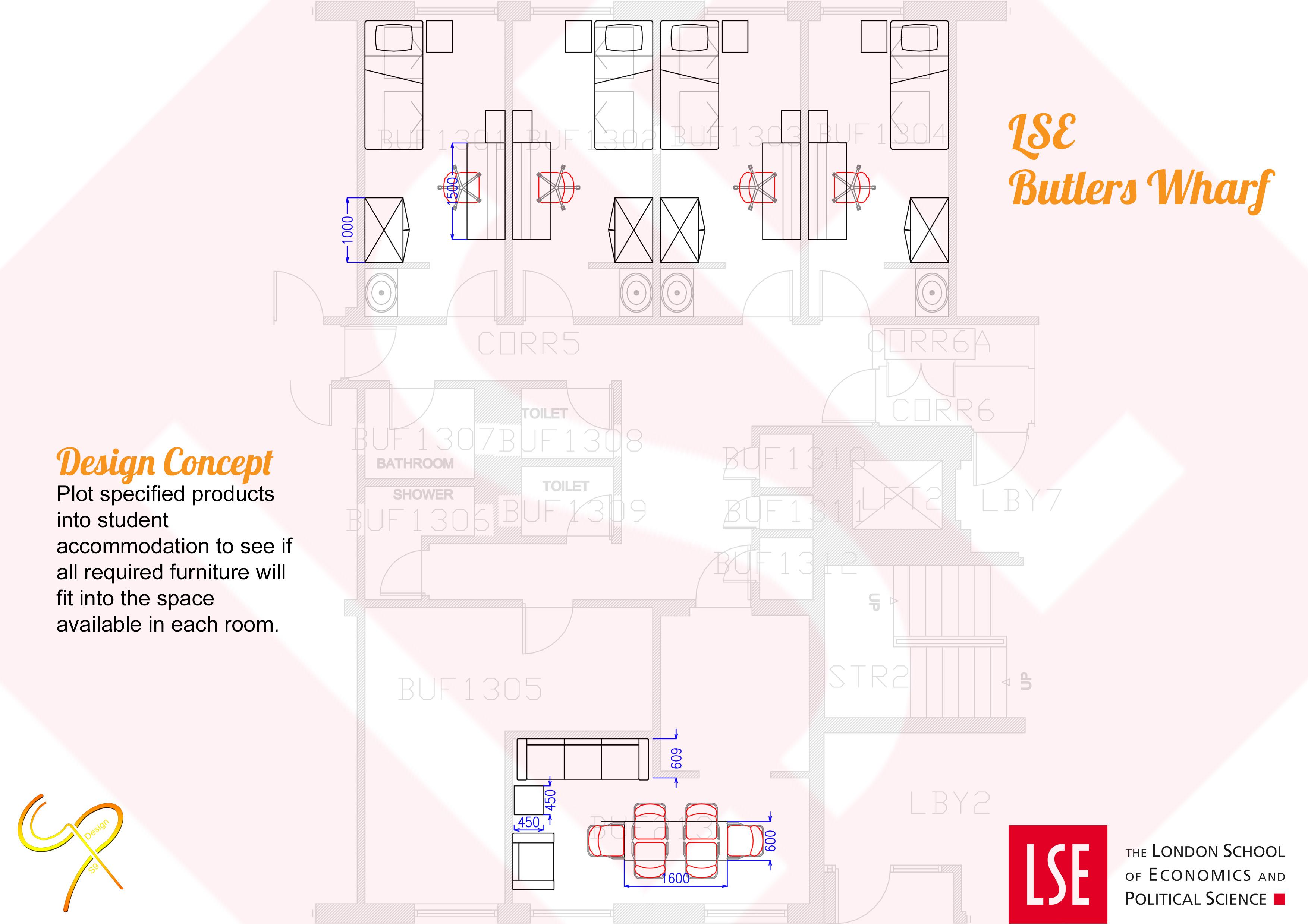 LSE - Butlers Wharf