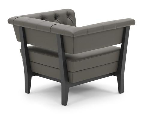 Arlington Chair Rear Detail
