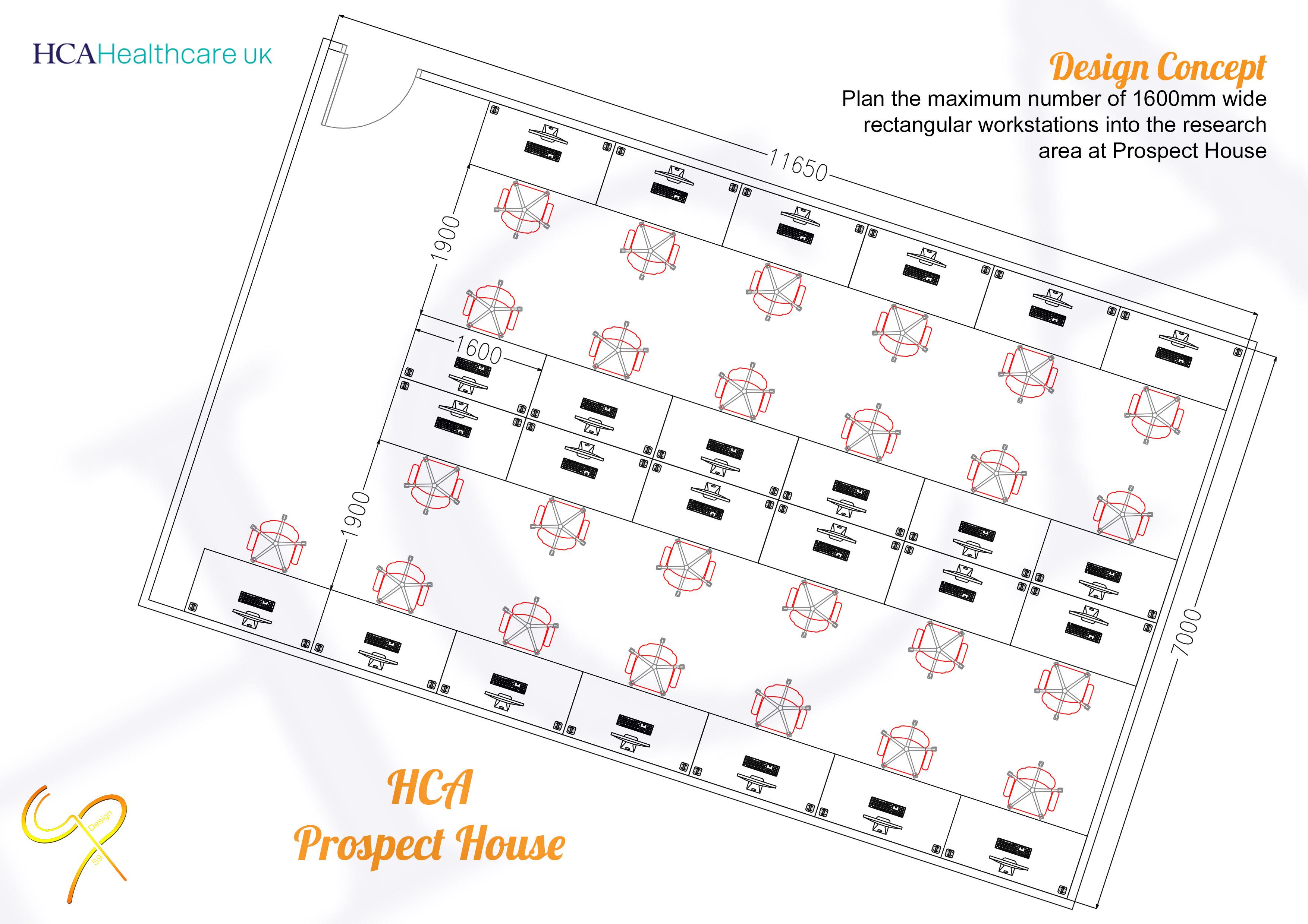 HCA - Prospect House