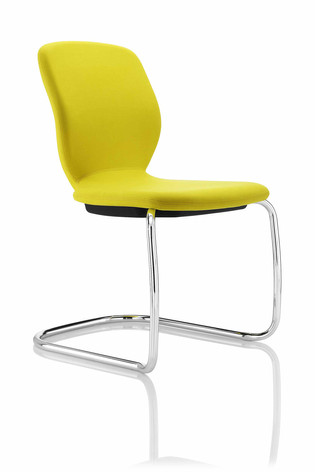 Lily Cantilever Chair without Arms