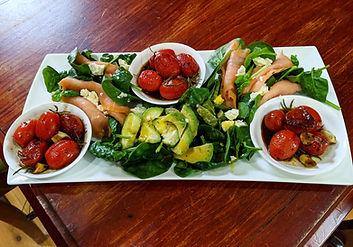 Breakfast Platter Paika Style