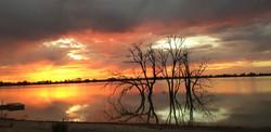 Lake Paika Sunset