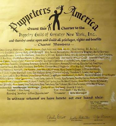 1966 PGOGY PoA charter