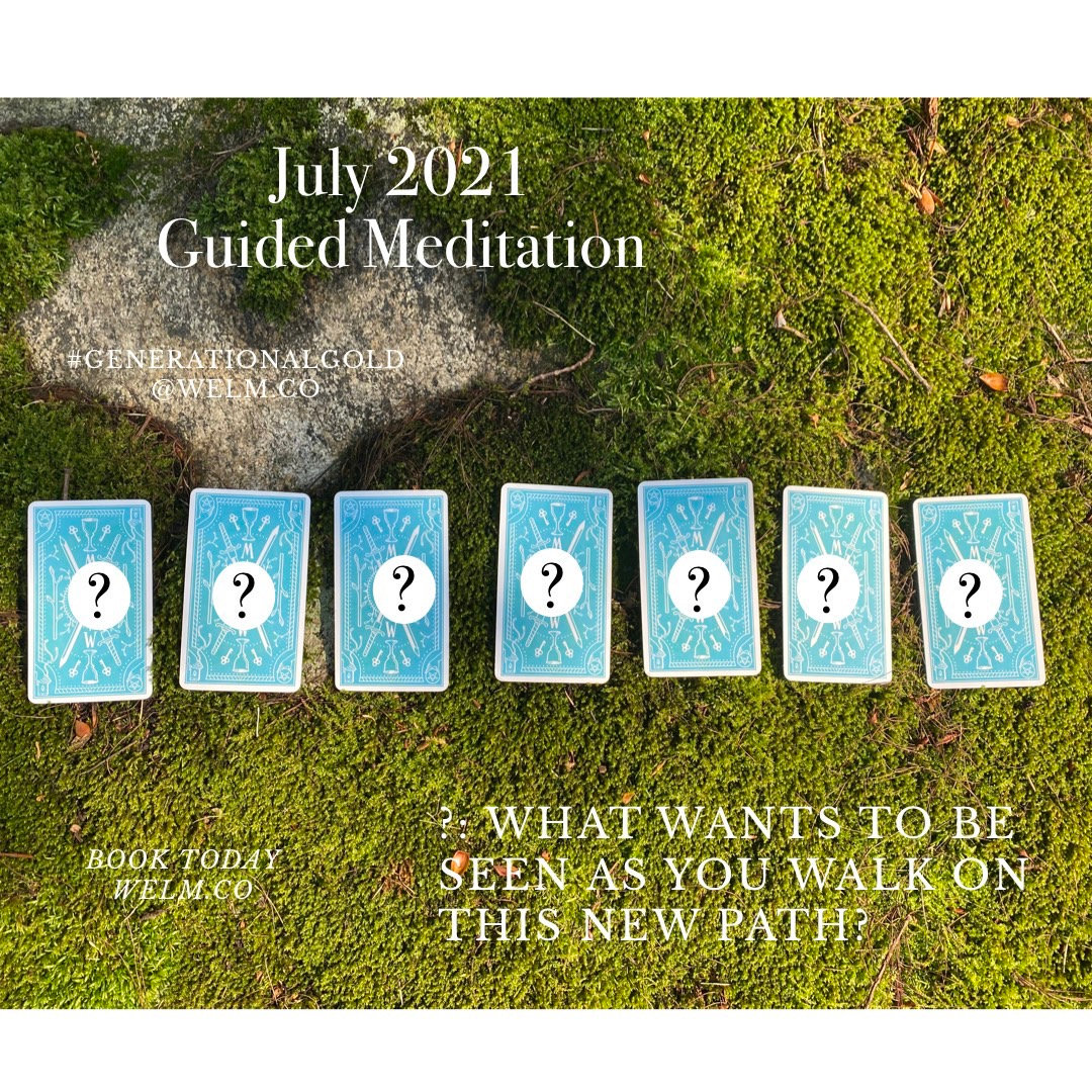 Monthly Guided Meditation