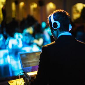 Hire a DJ @ home