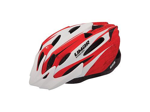 Limar 535 (MATT RED WHITE) Sport Action