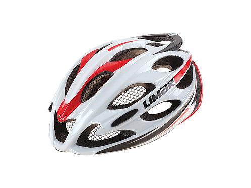 Limar Ultralight+ Helmet (WHITE-RED)