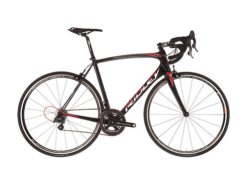 Ridley Fenix SL TEAM Black Red Ultegra Fullbike
