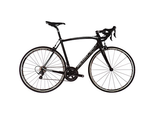 Ridley Fenix SL Black White Ultegra Fullbike
