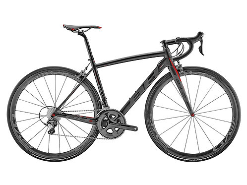 BH Ultralight SRAM Force22 Black Red Matte