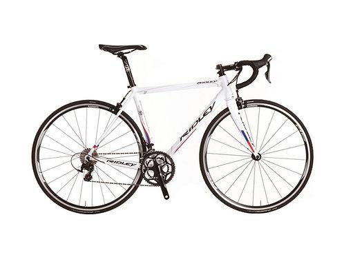 Ridley Fenix ALU 7005 White 2015 105 Fullbike