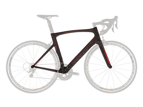 Ridley Noah SL Black Red Frameset