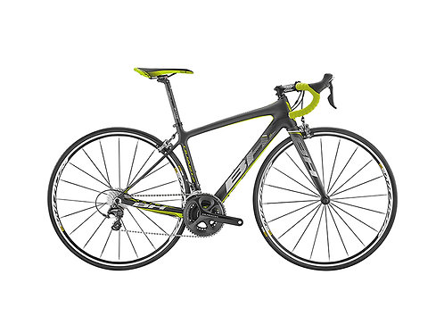 BH Quartz Ultegra 11 Speed Black Yellow