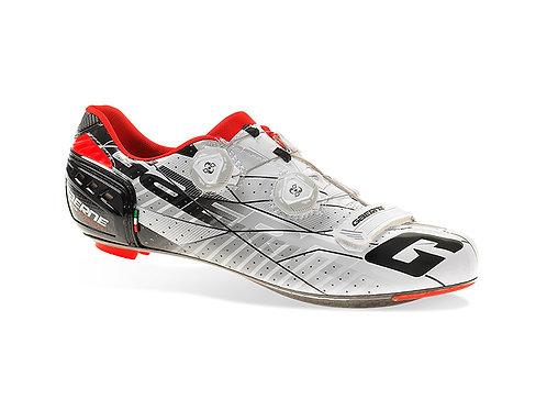 Gaerne G. Stilo WHITE BLACK Road Shoes