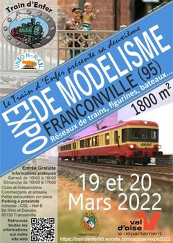 Expo 19 et 20 Mars 2022