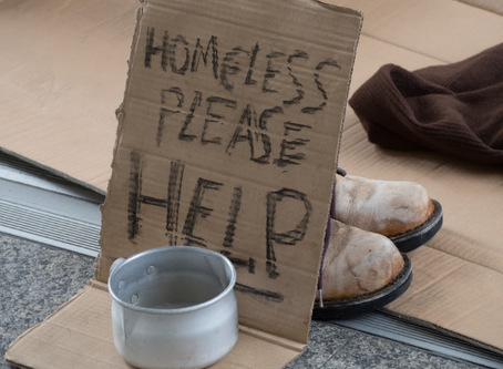 We need to work together to end homelessness- Meg Webb