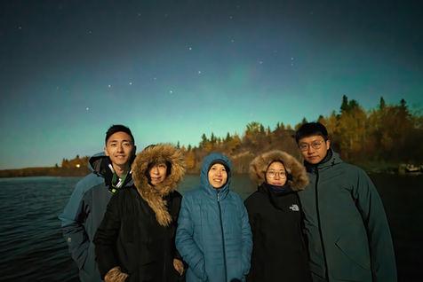Aurora @ Elk Island